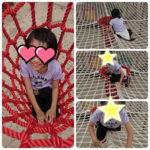 ロープの遊具